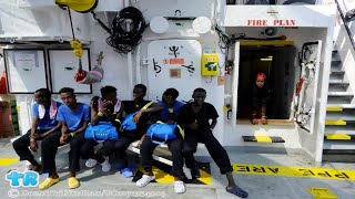 Aquarius Rescue Ship Refugees: Which Countries Have Taken In Its Migrants? | Gift Of Life