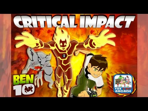 Ben 10: Critical Impact – Protect The Earth By Blasting Away The Meteors