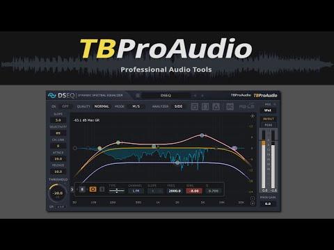 TBProAudio: DSEQ Introduction