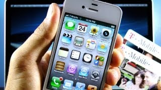 How To Factory Unlock iPhone 4S/4/3Gs/3G 6.0/5.1.1 Forever! 4.12.01/4.11.08/2.0.12/5.16.05 - Tmobile