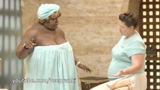 Дефективный Целитель Лечение дефективных 18 Слава и его Мамочка Vovan222