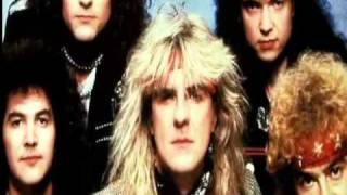 Watch Saxon Hole In The Sky video