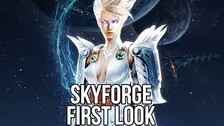 Skyforge (Free MMORPG): Watcha Playin