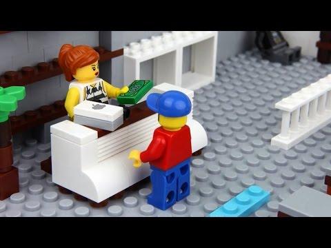 Lego Shopping New Phone