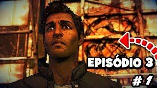 NOSSO IRMÃO ESTA VIVO  - The Walking Dead: A New Frontier Ep3 | Part1