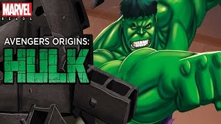 Avengers Origins Hulk (Disney)  Best App For Kids