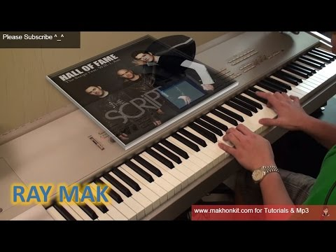 The Script - Hall of Fame Piano by Ray Mak