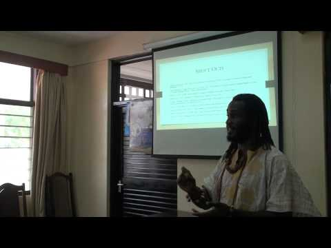 Afrikanisms in Contemporary English Part 2