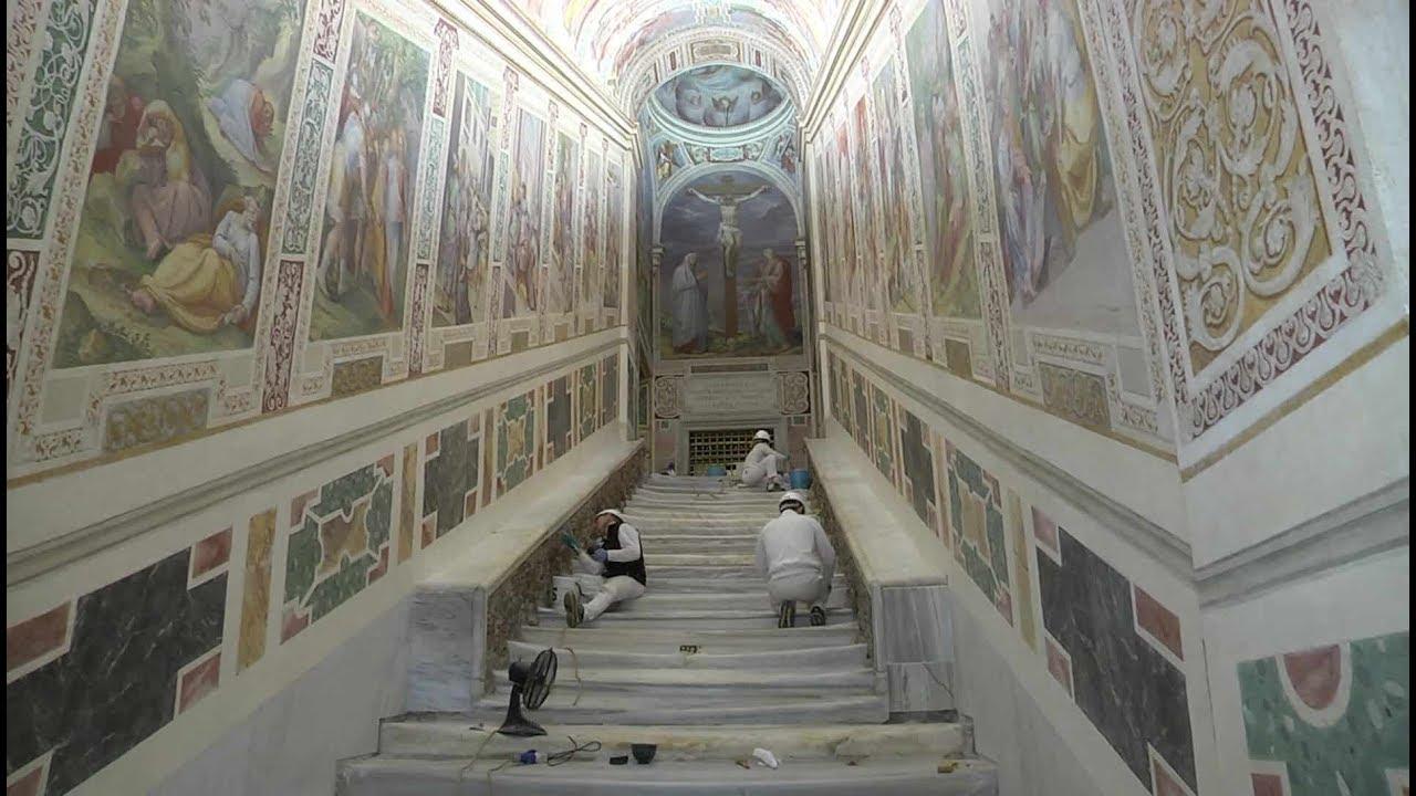VIDEO: Prvi put nakon 300 godina otkrivene stepenice kojima