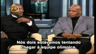 Mike Tyson pede desculpas a Evander Holyfield na Oprah [LEGENDADO]