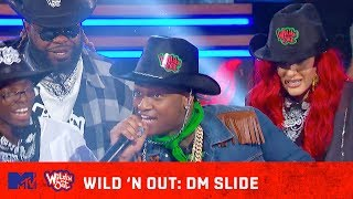 Wild 'N Out Cast & Matt Triplett Show You How to Slide Into the DMs 🎶 | Wild 'N Out