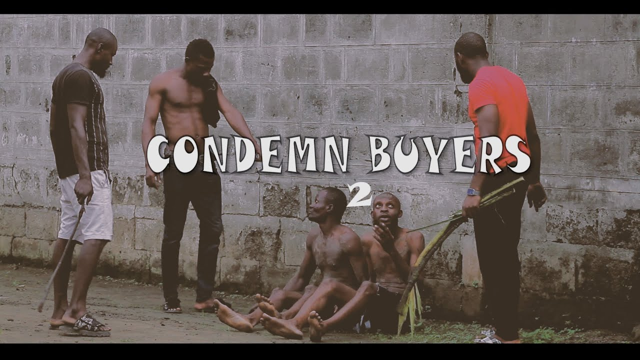 Download CONDEMN BUYERS 2 (UGLY STORIES )
