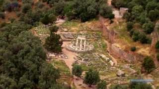 Греция. Самые красивые уголки планеты. Greece.