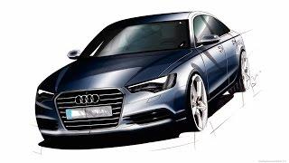 обзор Audi A6 c7 3.0 TDI 2011 - консерватор