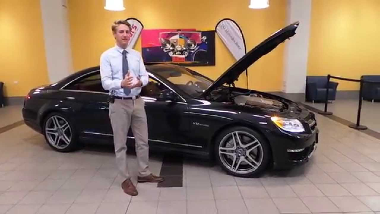Used 2011 Mercedes-Benz CL65 AMG Coupe Minnetonka ...