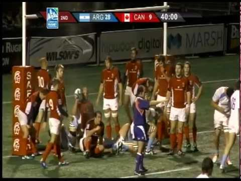 Argentina defeats Canada to take 2012 ARC