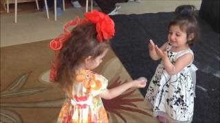 Шоу мыльных пузырей в Доме ребенка № 2 г.Челябинска