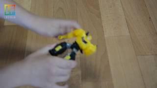 Игрушка Бамблби Bumblebee из фильма Трансформеры