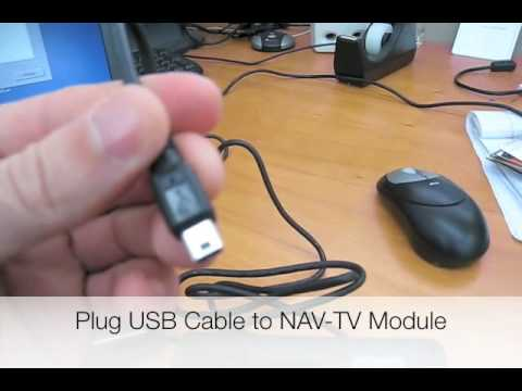 Rgb Video 16x9 Auxiliary Video Input For Factory Navi