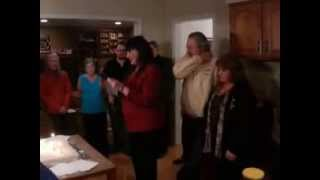 Fans of Braco celebrate his 46th Birthday in Indianapolis, IN