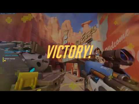 Overwatch Proton 3 16-4 is really good  (average 170fps