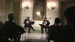 Leonhard Von Call, Tema e variazioni Op. 111-frammento, Duo Zigiotti-Merlante