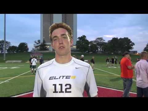 QB recruit James Morgan impresses at Elite 11 Columbus; talks Minnesota, Virginia Tech