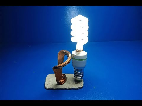 Free Energy Generator Magnet Coil using coils and magnets | New Technology 2019