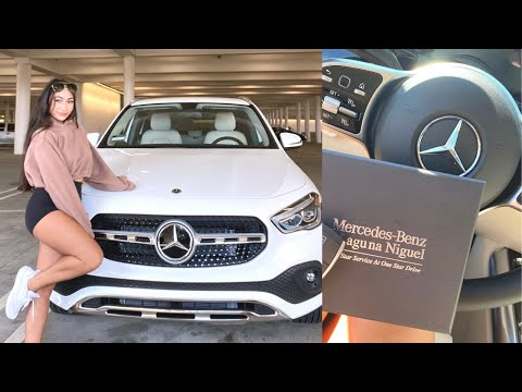 I BOUGHT MY DREAM CAR // Mercedes Benz 2021 GLA 250 Reveal and Tour