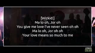 Download Tiwa Savage Ft  Wizkid - Malo - Lyrics MP3 song and Music Video