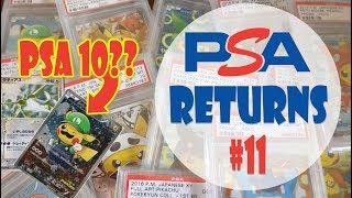 Pokémon PSA Card Returns #11 - PSA 10 Gold Stars & Pikachu Promos Graded Pokémon Cards