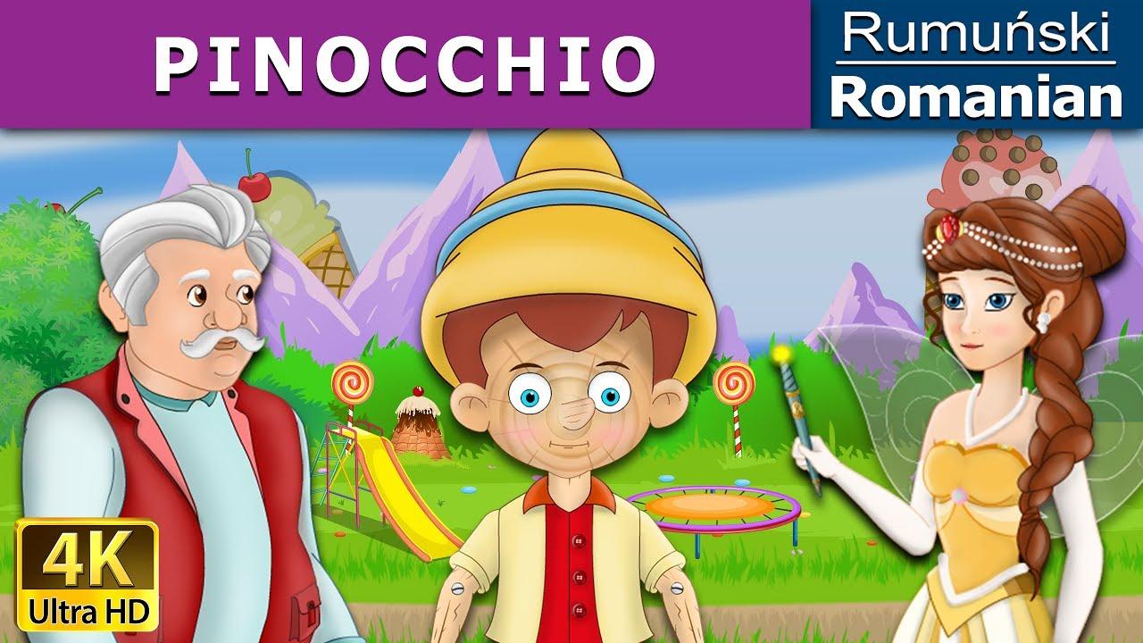 Download Pinocchio | Povesti pentru copii | Basme in limba romana | Romanian Fairy Tales