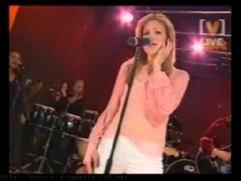 Mandy Moore - Crush (Live @ Channel V)