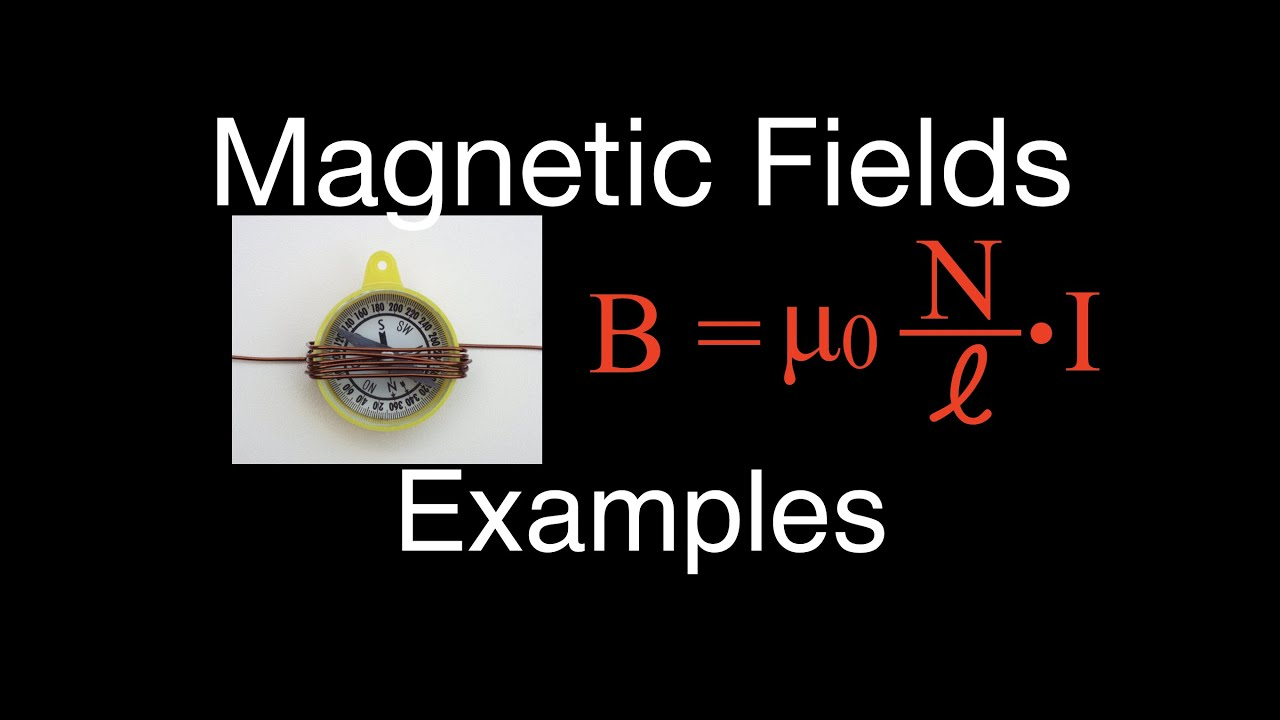 Magnetism 6 of 13 magnetic field of a coil calculations youtube magnetism 6 of 13 magnetic field of a coil calculations greentooth Images