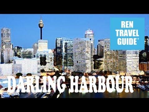Darling Harbour, Sydney - Ren Travel Guide Travel Video
