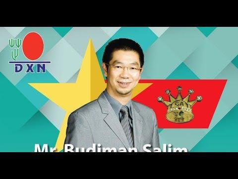 Budiman Salim - Primer Embajador Corona DXN Conferencia