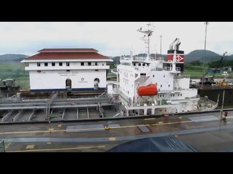 Soybean Farmers Tour Panama Canal