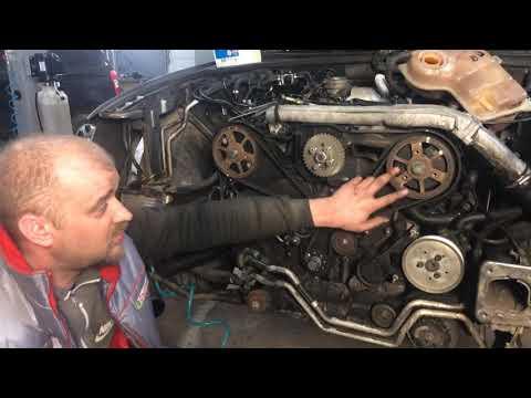 Замена ремня ГРМ AKE BAU Audi A6 C5 или Volkswagen Passat 2,5 TDI AKE BAU и другие | BKmotors Одесса