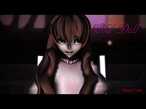 [MMD] Sally - Old Doll