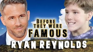 RYAN REYNOLDS - Before They Were Famous