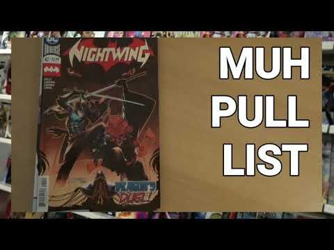 Nightwing Takes On The Yakuza