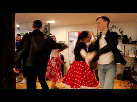 2017 Museum Dance Off #4 NH Telephone Museum