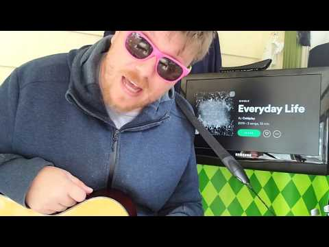 how-to-play-everyday-life---coldplay-//-guitar-lesson-beginner-tutorial-easy-chords-strumming
