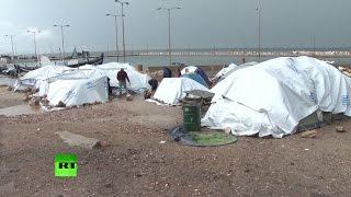 Миграционный кризис в Греции  бездействие Евросоюза приводит к насилию