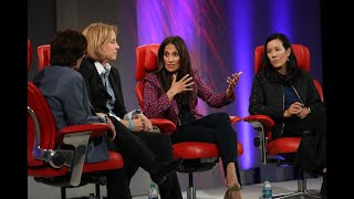 Leading women in Silicon Valley identify solutions on how tech can improve its diversity | Code 2018
