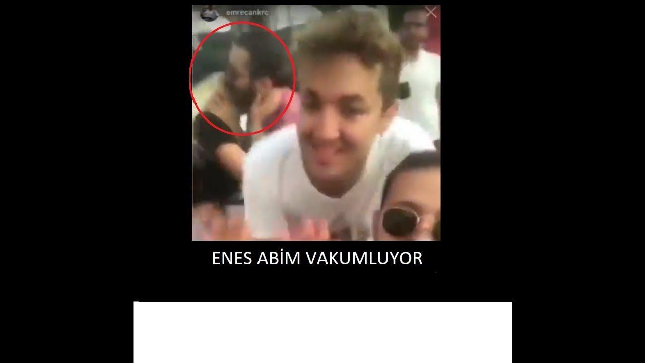 ENES BATUR ANNEMİ GÖTÜRÜYOR !!