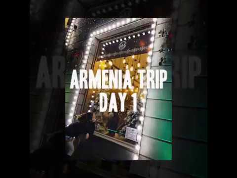 Armenia Trip: Day 1