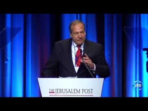 JPost Conference 2015: Rabbi Yechiel Eckstein