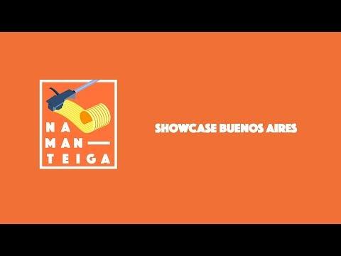 Mclaren @ Na Manteiga Radio Showcase Buenos Aires | May 17th, 2018