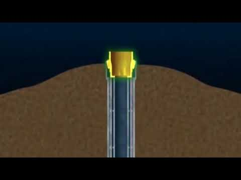 Offshore deepwater drilling process   YouTube